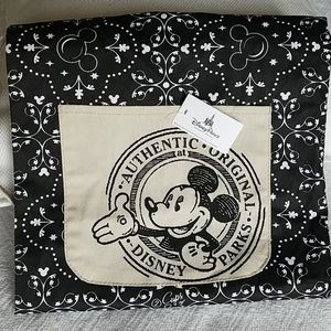 Authentic Disney Mickey Mouse Apron NWT